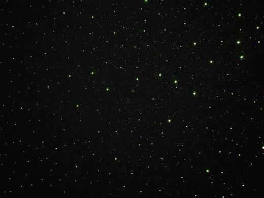 Sternenprojektor DOE Grün 5 mW Picotronic STAR-PROJECTOR-NANO