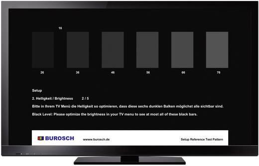 Burosch BD-2 Monitor-Testsoftware
