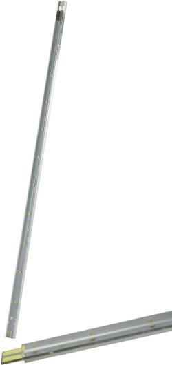 Réglette lumineuse à Led avec connecteur mâle Rolux DF-7012-12-2 30083113130 12 V 30 cm blanc neutre 1 pc(s)