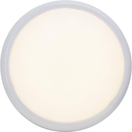 Brilliant Vigor G94141/05 LED-Deckenleuchte 15 W Warm-Weiß Weiß