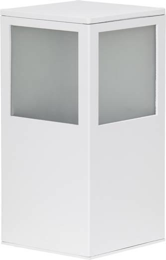 Außenstandleuchte Halogen E27 60 W Brilliant Varus 46684/05 Weiß