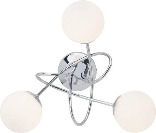 Deckenleuchte Halogen G9 EEK: D (A++ - E) 99 W Brilliant Belina G94152/05 Chrom, Weiß
