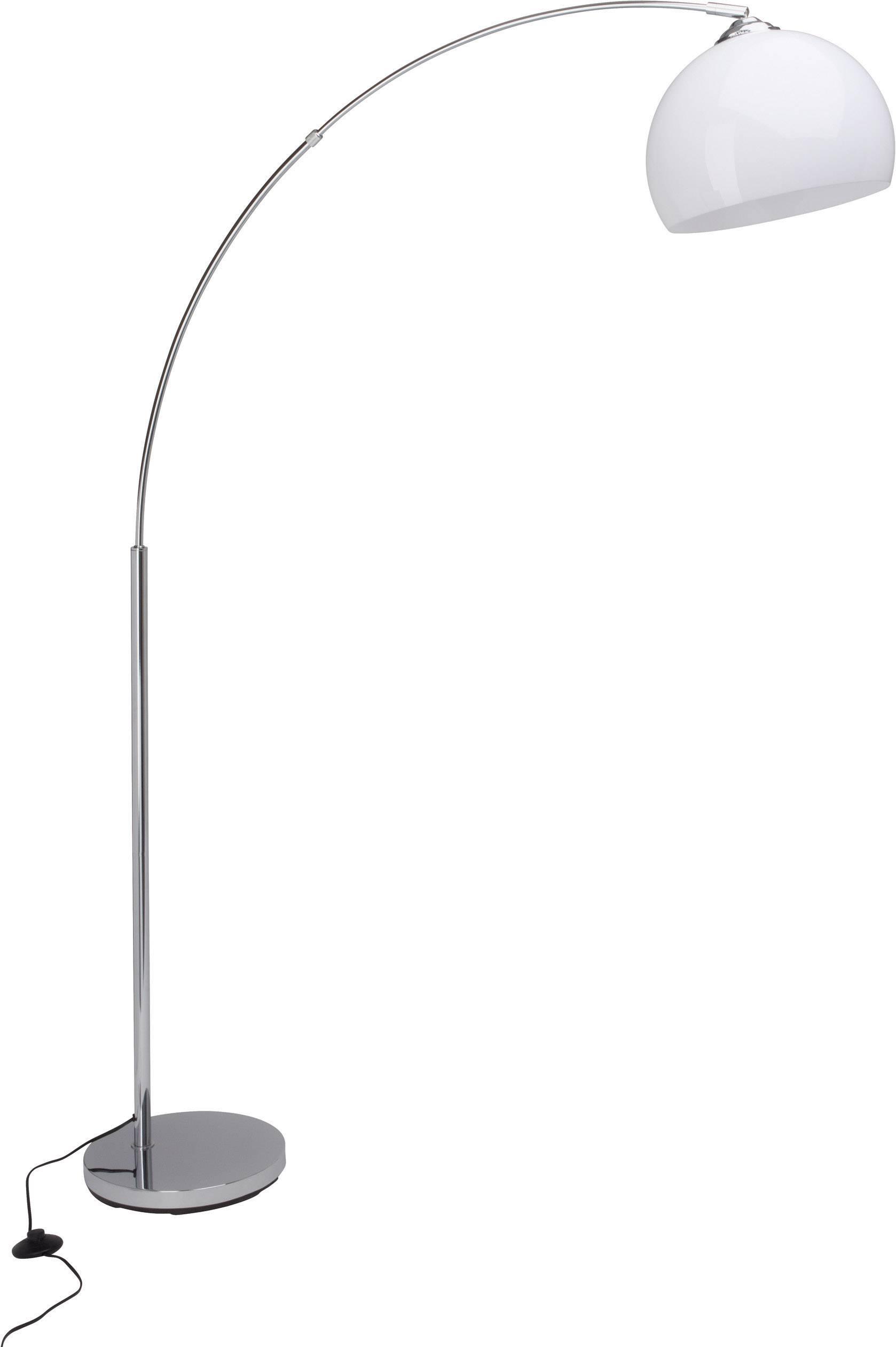 stehlampe-halogen-e27-60-w-brilliant-vessa-9294075-chrom-weiss Faszinierend Stehlampe Studio Schwarz Gold Dekorationen