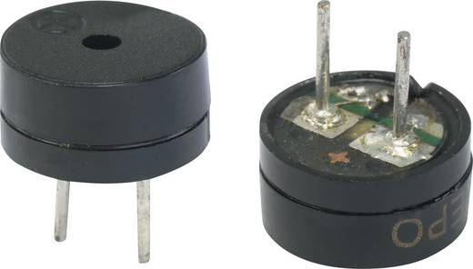 Piezo-Signalgeber Geräusch-Entwicklung: 85 dB Spannung: 5 V Dauerton KEPO KPMG09F7-K9216 1 St.