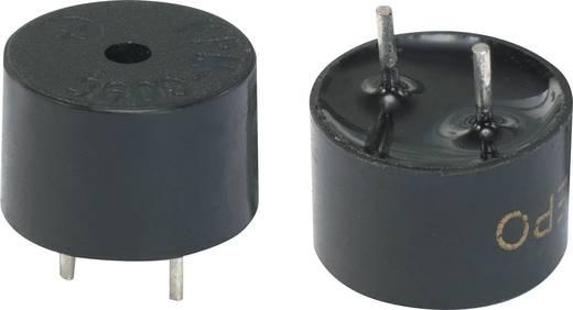 Piezo-Signalgeber Geräusch-Entwicklung: 85 dB Spannung: 5 V Dauerton KEPO KPMG09C14-K9214 1 St.