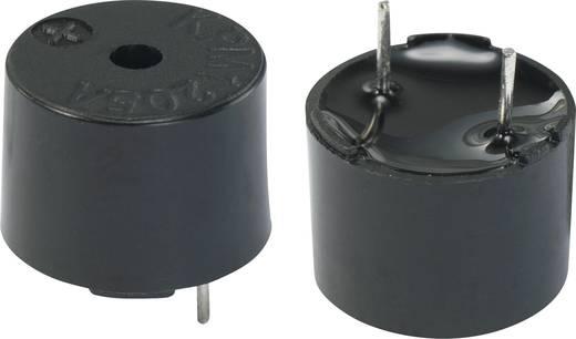 Piezo-Signalgeber Geräusch-Entwicklung: 83 dB Spannung: 5 V Dauerton KEPO KPM-G1205A11-K9218 1 St.