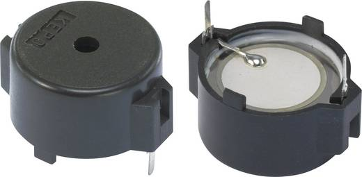KEPO KPT-G1911-K9206 Piezo-Signalgeber Geräusch-Entwicklung: 83 dB Spannung: 12 V Dauerton 1 St.