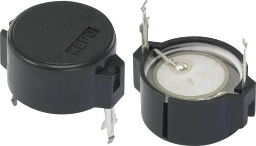 KEPO KPT-G1912-K9207 Piezo-Signalgeber Geräusch-Entwicklung: 80 dB Spannung: 12 V Dauerton 1 St.