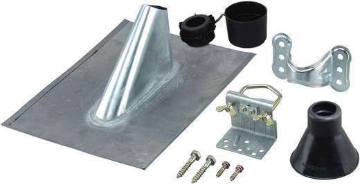 Dachziegel-Dichtung Kathrein ZTS 148 Passend für Mast-Ø (max.): 48 mm Silber