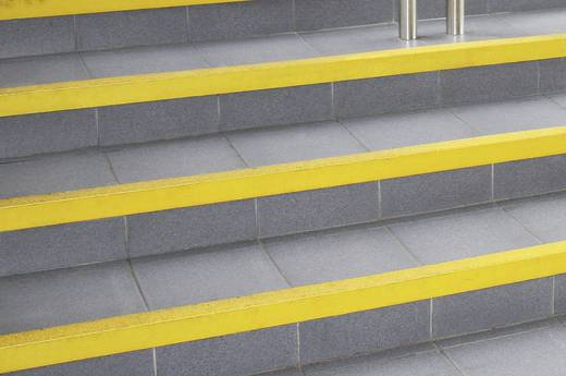 COBA Europe GRP070004N Bodenbelag COBAGRIP® Stair Nosing Gelb 1 m x 55 mm 1 St.