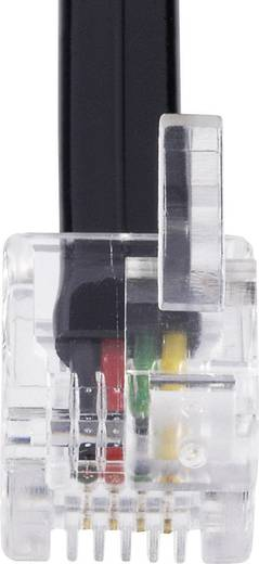 dsl splitter anschlusskabel tae u stecker an rj11 stecker. Black Bedroom Furniture Sets. Home Design Ideas