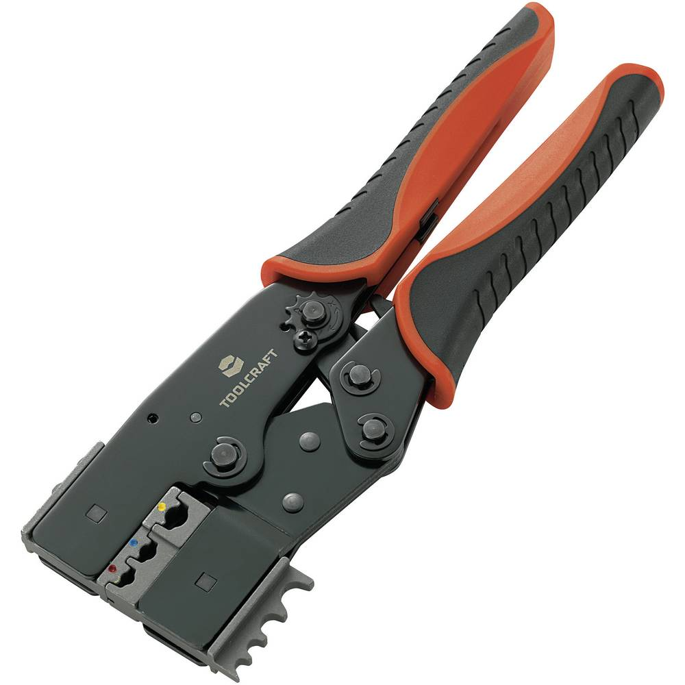 Crimper Insulated blade terminals, Cable lugs, Butt connectors ...