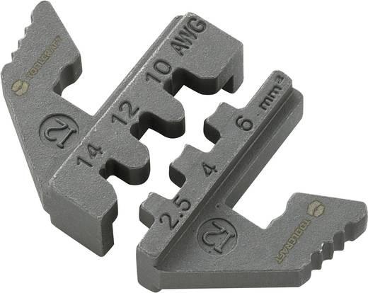 Crimpeinsatz Photovoltaik und Solar-Steckverbinder für Multi-Contact MC4 2.5 bis 6 mm² TOOLCRAFT 818646 Passend für M