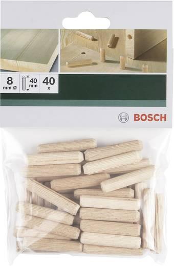 Dübel Bosch Accessories 40 mm 10 mm 2609255313 30 St.