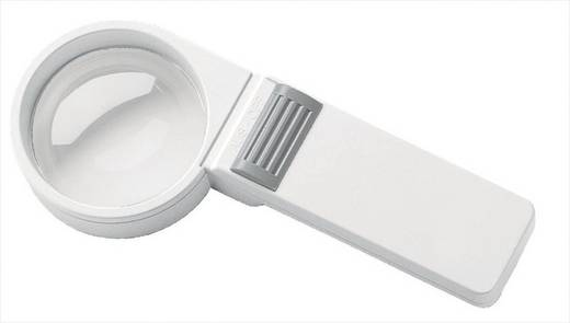 Handlupe mit LED-Beleuchtung Vergrößerungsfaktor: 5 x Linsengröße: (Ø) 58 mm Eschenbach
