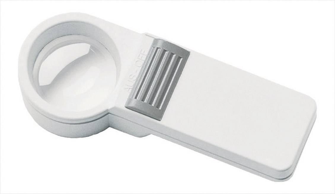 ESCHENBACH LED-Leuchtlupe 4-fach Vergrößerung Linse Durchmes