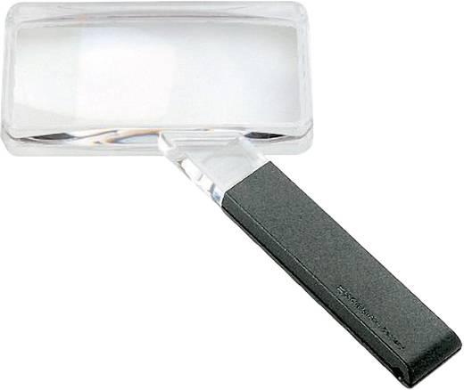 Handlupe Vergrößerungsfaktor: 2 x Linsengröße: (L x B) 100 mm x 50 mm Eschenbach