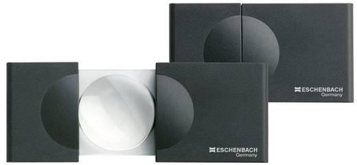 Handlupe Vergrößerungsfaktor: 5 x Linsengröße: (Ø) 30 mm Schwarz Eschenbach 1711