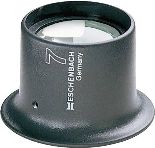 Uhrmacherlupe Vergrößerungsfaktor: 3 x Linsengröße: (Ø) 25 mm Anthrazit Eschenbach 11243