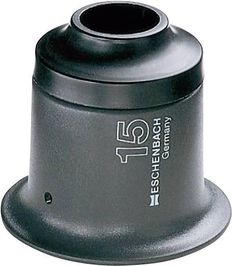 Steinlupe Vergrößerungsfaktor: 15 x Linsengröße: (Ø) 13 mm Eschenbach 1130