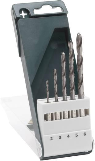 "Holz-Spiralbohrer-Set 5teilig Bosch Accessories 2609255326 1/4"" (6.3 mm) 1 Set"