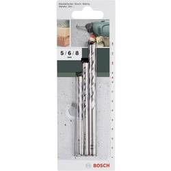Tvrdý kov sada vrtákov do betónu Bosch Accessories 2609255416, 5 mm, 6 mm, 8 mm, N/A, 1 sada