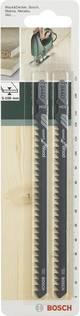 Lame de scie 128 mm Bosch Accessories 2609256720 2 pc(s)