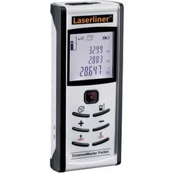 Laserový měřič vzdálenosti Laserliner Pocket 080.945A, Rozsah měření (max.) 40 m