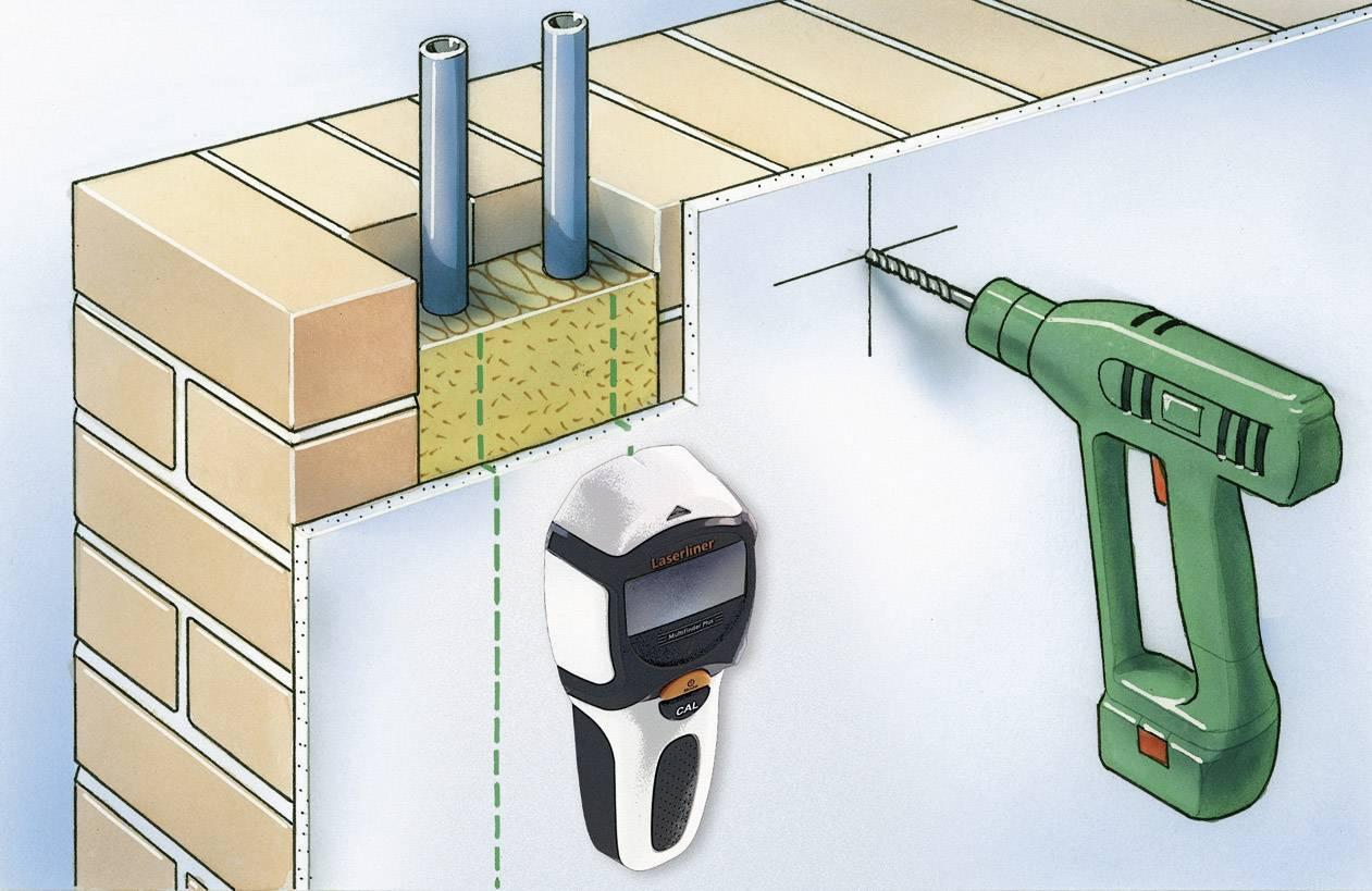 Laserliner ortungsgerät multifinder plus a ortungstiefe