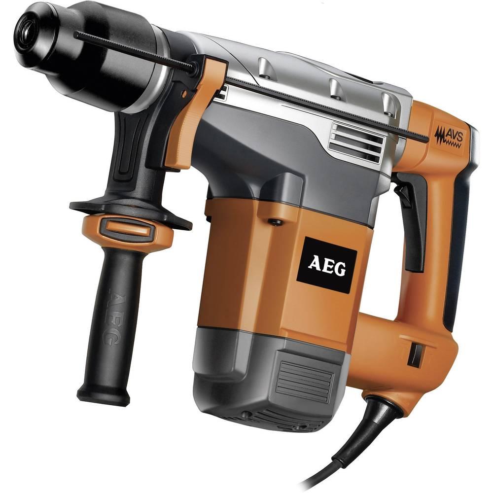 aeg powertools kh5e sds max hammer drill combo hammer drill hammer drill chisel 1200 w inc. Black Bedroom Furniture Sets. Home Design Ideas