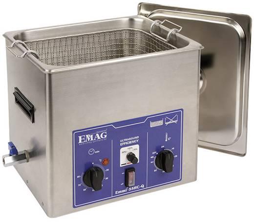 Emag 55 HC-Q Ultraschallreiniger 300 W 9.5 l mit Heizung