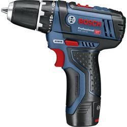 Akumulátorový vŕtací skrutkovač Bosch GSR 10,8-2-LI Professional 0601868109