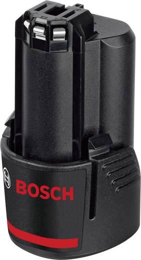 Bosch GSR 10,8-2-LI Akku-Bohrschrauber 10.8 V 2 Ah Li-Ion inkl. 2. Akku