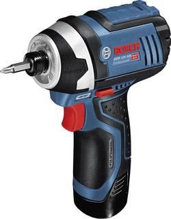 Aku příklepový šroubovák Bosch Professional GDR 10,8 V-LI 06019A6905, 12 V, 2 Ah, Li-Ion akumulátor