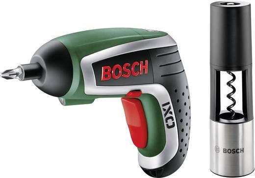 bosch ixo vino 3 6 volt akku schrauber mit korkenzieheraufsatz mit 1 3 ah li ion akku. Black Bedroom Furniture Sets. Home Design Ideas