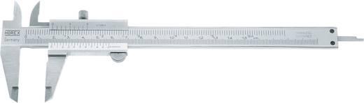 Taschenmessschieber 150 mm Horex 2226516 Kalibriert nach DAkkS