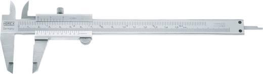 Taschenmessschieber 200 mm Horex 2226518 DIN 862 Kalibriert nach ISO