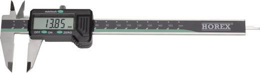 Horex 2211218 Digitaler Messschieber 200 mm
