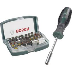 Sada bitov Bosch 32 ks + skrutkovač