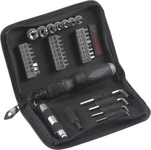 Heimwerker Werkzeugset 38teilig Bosch Promoline 2607019506