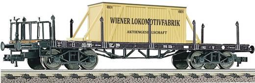 Fleischmann 528502 Rungenwagen Bauart SSk ÖBB Gleichstrom