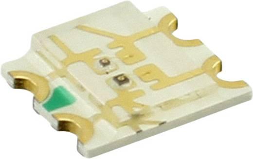 SMD-LED 3225 Rot, Grün, Blau 60 mcd, 120 mcd, 90 mcd 140 ° 20 mA 2 V, 3.2 V Dialight 598-8610-302F