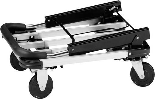 Plattformwagen klappbar Aluminium Traglast (max.): 100 kg