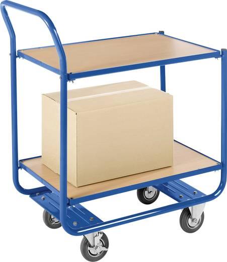 Etagenwagen Stahl Traglast (max.): 150 kg