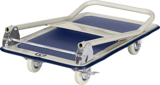 plattformwagen klappbar stahl traglast max 150 kg. Black Bedroom Furniture Sets. Home Design Ideas