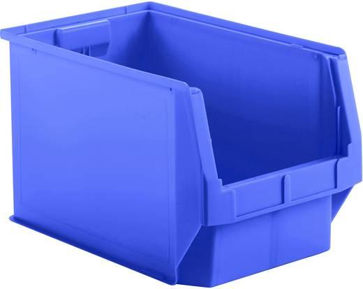 Sichtlagerkasten (B x H x T) 312 x 300 x 500 mm Blau LF533 GZW 1 St.