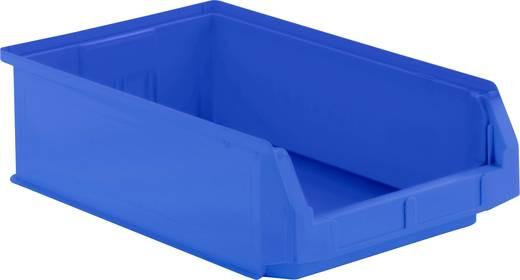 Sichtlagerkasten (B x H x T) 312 x 145 x 500 mm Blau LF531 GZW 1 St.
