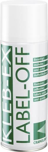 Etikettenentferner 200 ml Cramolin KLEB-EX 1341411