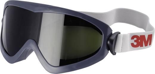 Vollsichtbrille 3M 2895s Schwarz, Weiß DIN EN 169