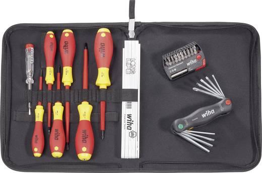 Wiha 33406 Heimwerker Werkzeugset in Tasche 29teilig